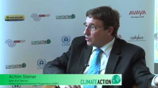 Climate Leader Interview - Achim Steiner