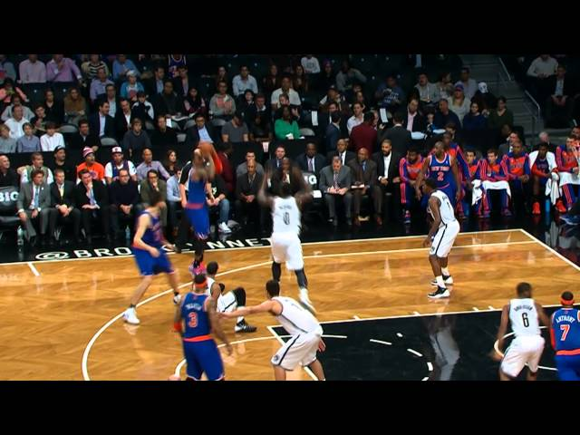 J.R. Smith Drops Shaun Livingston with the Nasty Crossover
