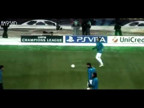 AMAZING RONALDO FOOTBALL FREESYLE SKILLS 2014