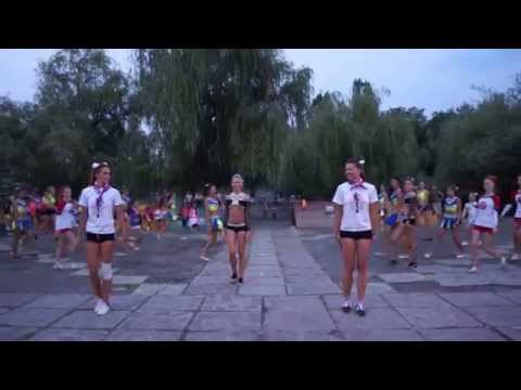 CHEER CAMP 2014, ДОЛ