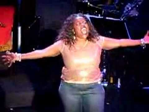 Seth Rudetskys Broadway 101: Lillias White sings Funny Girl