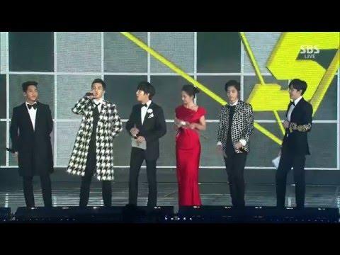 2014 SBS 가요대전 Gayo Daejun 141221 HD Part 1/2