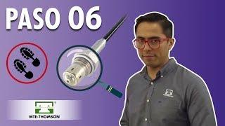 7 Pasos Sensor de Oxigeno – 06