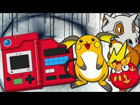 Top 10 Weird/Creepy Pokedex Entries - Pokemon Fact of the Day