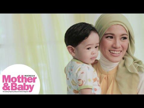 Behind The Scene: Pemotretan Alyssa Soebandono Cover Mother&Baby edisi April 2016