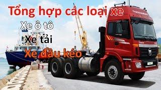 Quảng cáo xe ô tô, xe tải, xe đầu kéo | Thế giới xe