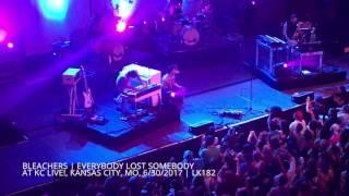Bleachers at KC Live!, Kansas City, Mo, 6/30/2017