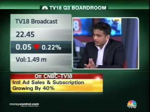 Seeing ad growth; will stick to profit guidance: Network18
