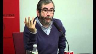 Los límites de la ficción: conferencia de Antonio Muñoz Molina