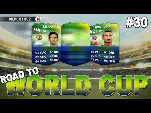 FIFA 14 Ultimate Team - Road to World Cup #30
