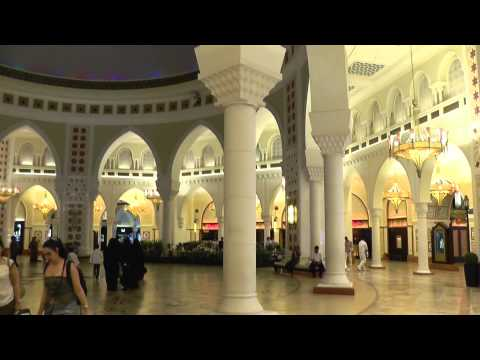 Visit to the Dubai Mall The Worlds Largest Mall March 2014 Full HD