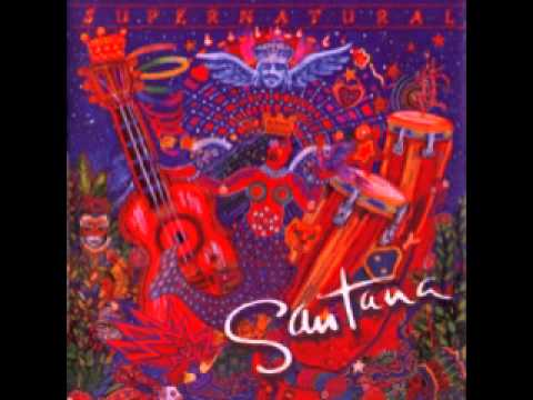 Santana - Supernatural [Full Album]