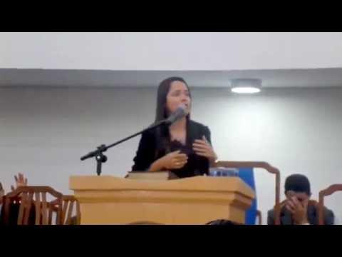 Mayra Carvalho-O Chamado (IEAD-PALMARES-PE)