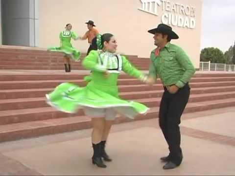 COAHUITL Ballet Folklórico. LA MOSCA Región Sureste de Coahuila. México.