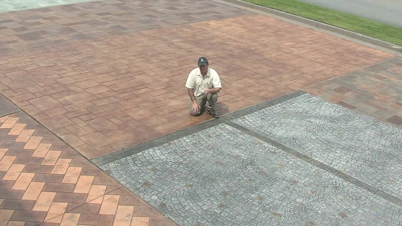 Concrete sealers sealer selection tips youtube for Concrete advice