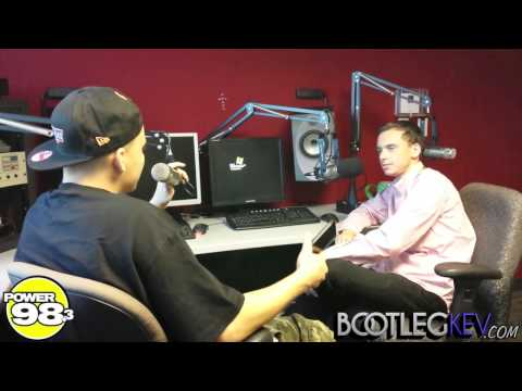 Logic Reveals His Top 3 Hip Hop Albums Ever w/ Bootleg Kev