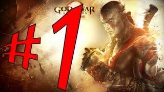 God Of War : Ascension Parte 1: Kratos Aprisionado