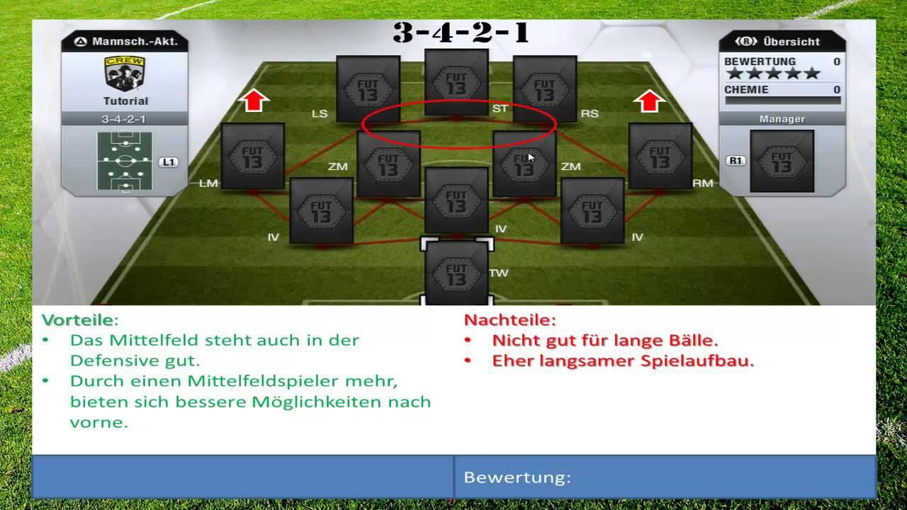 fifa 13 formationen im detail welche aufstellung passt zu mir 1 3 3er formationen. Black Bedroom Furniture Sets. Home Design Ideas
