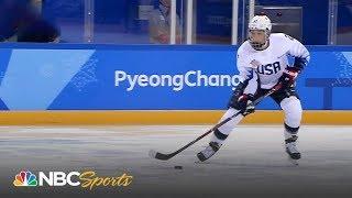 Full highlights from USA vs Canada women's hockey game