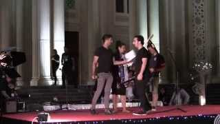 AUS Got Talent – Karim and Basel (Live Rounds)