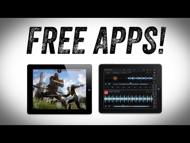 FREE GAMES & APPS - THIS WEEK ONLY