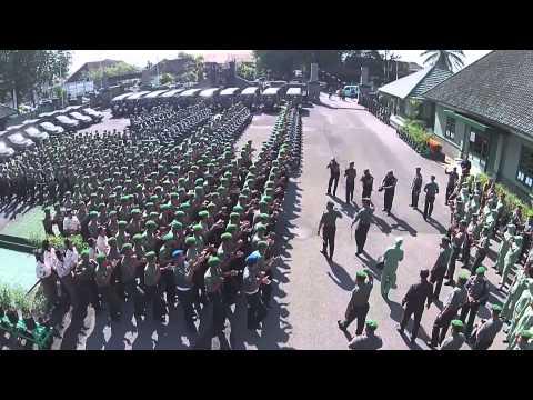Kunjungan Panglima TNI RI, Dr. Moeldoko