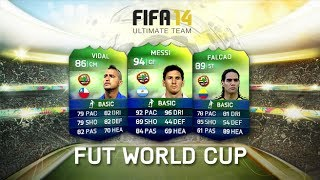 FIFA 14 Ultimate Team World Cup Official Trailer