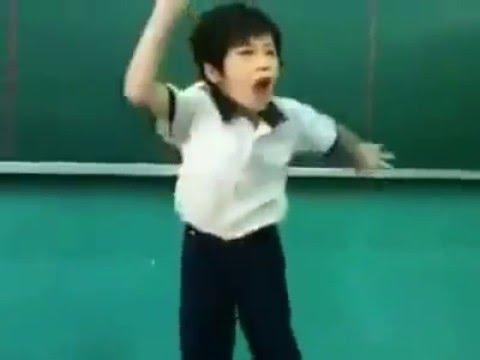 Gangnam style version children ( just for fun LoL bựa)