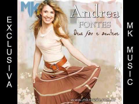 Andrea Fontes - Lá Vem Ele (Exclusivo MK Music)