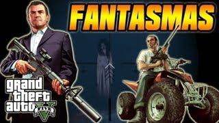 Misterios De GTA V Fantasma Easter Egg Grand Theft