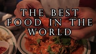 The Best Food in the World | BEST Seafood FEAST in Thailand! Try Native Thai Cooking