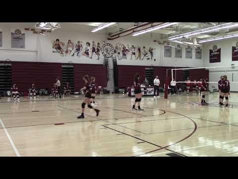 NCCS - SL JV Volleyball  4-30-21
