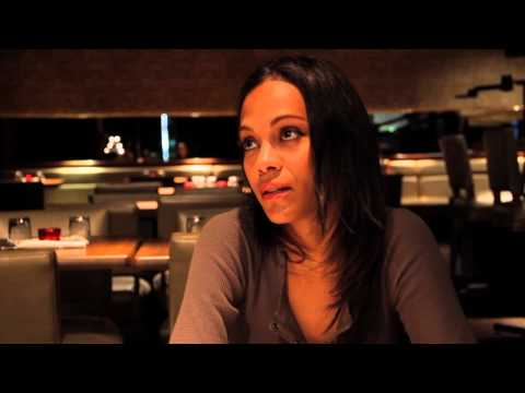 Zoe Saldana discusses her new movie 'The Words'