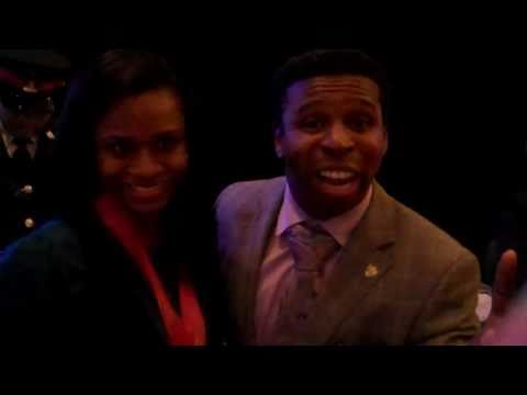 A message from Michael Pinball Clemons