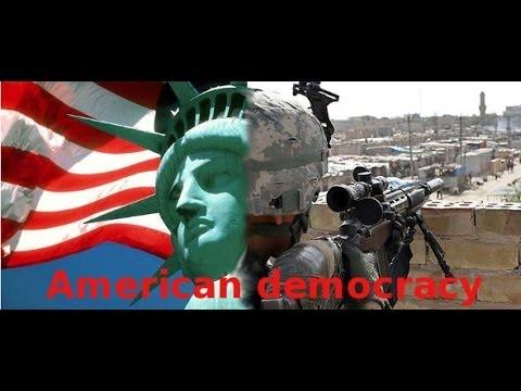 """""""демократия по американски"""" - """"American democracy"""""""