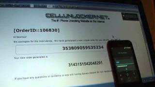 How To Unlock SONY Xperia Tipo From Meteor By Unlock Code