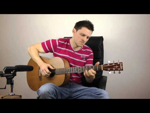 The Beatles - Let It Be - Fingerstyle Guitar / Acoustic Interpretation