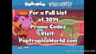 Poptropica Promo Codes 2014 Non Expired List