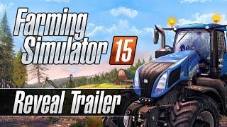 Farming Simulator 15: Reveal Trailer