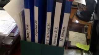 Simboluri religioase la biroul de petiționare, primăria Bălți