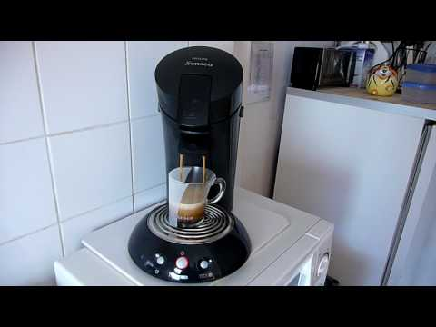 Philips Senseo Coffee Machine HD7814 / 62 - YouTube