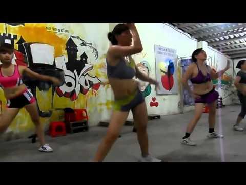 Thể Dục Thẩm Mỹ(aerobic) - Những bài tập cơ bản tới nâng cao giúp giảm cân - Aerobic giúp giảm mỡ 1