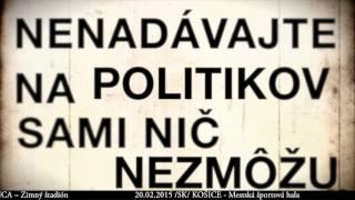 Iné kafe - Nenadávajte na politikov