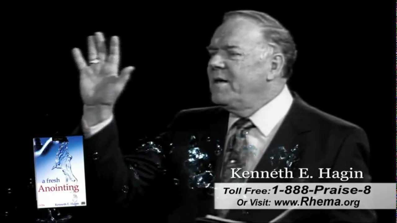 a fresh anointing kenneth e hagin pdf