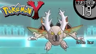 Pokemon X And Y Livestream #19: Mega Pinsir Makes His