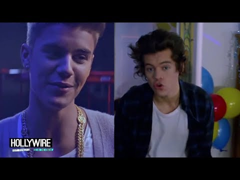 One Direction Vs. Justin Bieber: Fan Favorite Music Video Of 2014?!
