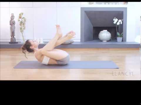 Για πιο λεπτή κοιλιά, μέση και γλουτούς 6 στάσεις Yoga - Pilates!