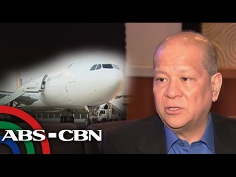 Ramon Ang: Bigger airport will solve NAIA congestion