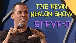 Steve-O Does Stand-up Comedy