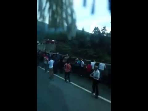 Genting Highland Bus Accident 2013